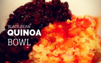 Black Bean & Quinoa Bowl